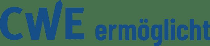 Logo CWE ermöglicht